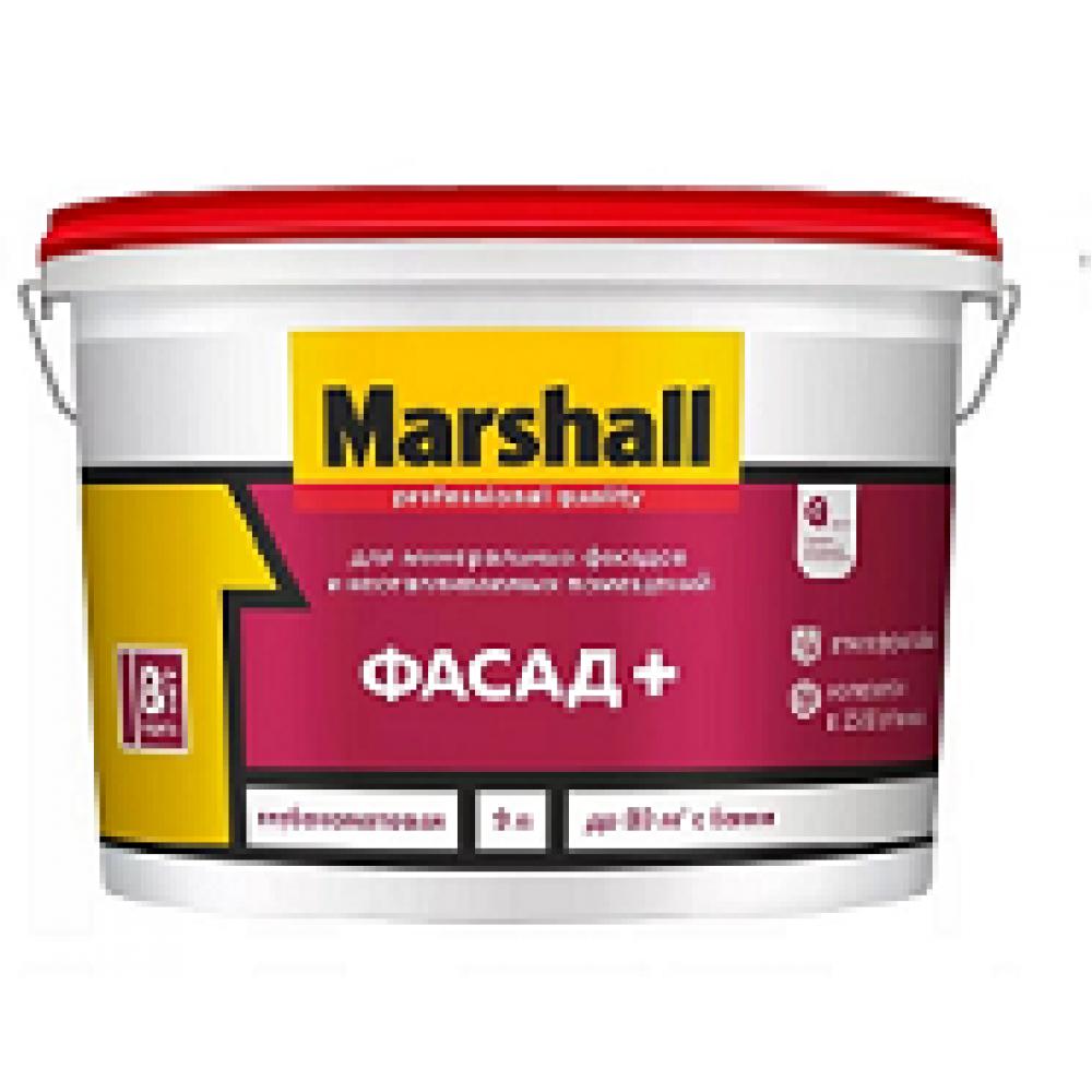 Marshall Фасад + (Маршалл Фасад +) краска для фасадных поверхностей